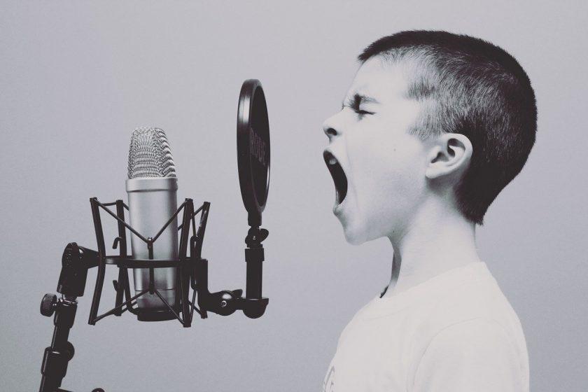 singendes Kind